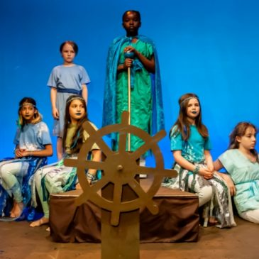 Junior Youth Theatre 8-11s: Shakespeare's Stories